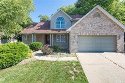 Photo of 1329 Gerber Woods Drive, Edwardsville, IL 62025-3102 (MLS # 20038072)