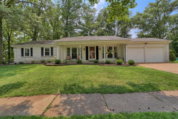 Photo of 1849 Walnutway Drive, St Louis, MO 63146-3631 (MLS # 20048185)