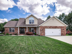 Photo of 2700 Deerfield Drive, Maryville, IL 62062-6458 (MLS # 20058586)