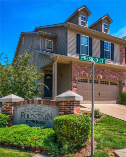 Photo of 8015 Presidio Court, St Louis, MO 63130-1054 (MLS # 20068400)