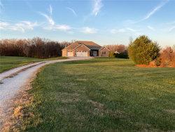 Photo of 8609 Maple Grove Road, Edwardsville, IL 62025-7113 (MLS # 20083100)