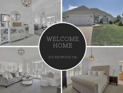 Photo of 323 Redwood Drive, Edwardsville, IL 62025-7745 (MLS # 20085672)