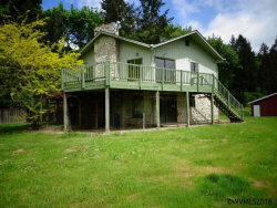 Photo of 9900 Old Fort Rd, Monmouth, OR 97361 (MLS # 733184)