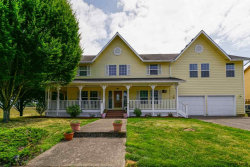 Photo of 110 SW Cascade Meadow Dr, Sublimity, OR 97385 (MLS # 735058)