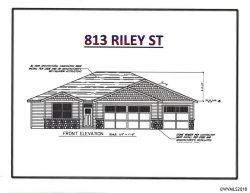 Photo of 813 Riley St, Silverton, OR 97381 (MLS # 736657)
