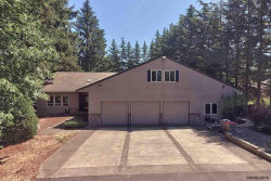 Photo of 4451 NE Mineral Springs Rd, McMinnville, OR 97128 (MLS # 737216)