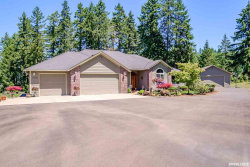 Photo of 27095 Old Holley Rd, Sweet Home, OR 97386 (MLS # 749718)