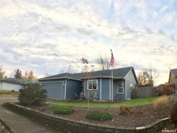 Photo of 695 N 9th St, Aumsville, OR 97325 (MLS # 757423)