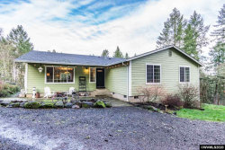 Photo of 30416 Rancho Rd, Lebanon, OR 97355 (MLS # 759320)