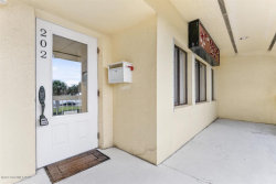 Photo of 1790 Highway A1a, Unit 202, Indian Harbour Beach, FL 32937 (MLS # 878618)