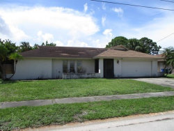 Photo of 5873 Sandburg DR, North Fort Myers, FL 33903 (MLS # 217041605)