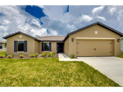 Photo of 1311 SW 25th ST, Cape Coral, FL 33914 (MLS # 217053161)