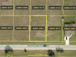 Photo of 911 W Tropicana PKY, Cape Coral, FL 33993 (MLS # 217054223)