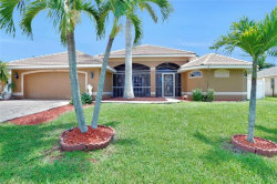 Photo of 4907 Agualinda BLVD, Cape Coral, FL 33914 (MLS # 218029330)