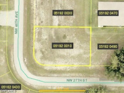 Photo of 2701 NW 46th AVE, Cape Coral, FL 33993 (MLS # 218030093)