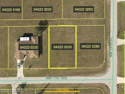 Photo of 2429 NW 7th TER, Cape Coral, FL 33993 (MLS # 218043431)