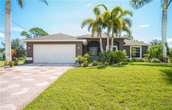 Photo of 3537 NE 17th PL, Cape Coral, FL 33909 (MLS # 218054712)