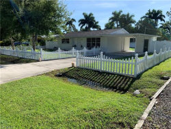 Photo of 1162 Travis AVE, North Fort Myers, FL 33903 (MLS # 219051088)
