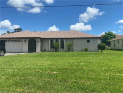 Photo of 2407 Del Ray PL, Lehigh Acres, FL 33936 (MLS # 220039462)