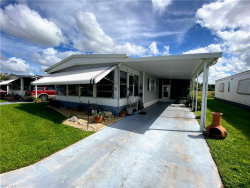 Photo of 83 Poinsettia Drive, FORT MYERS, FL 33905 (MLS # 220068945)