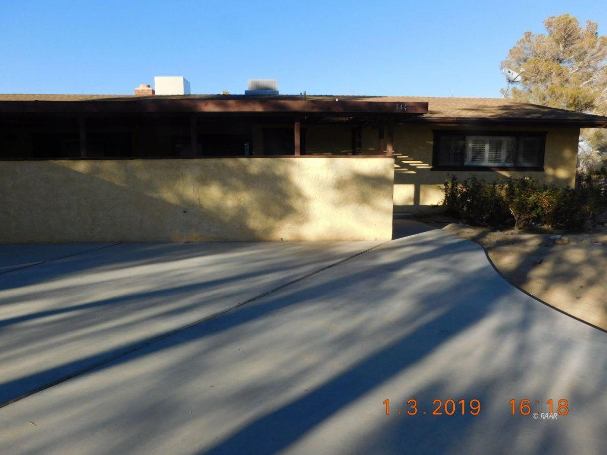 Photo for 344 E Monte Vista AVE, Ridgecrest, CA 93555 (MLS # 1957565)