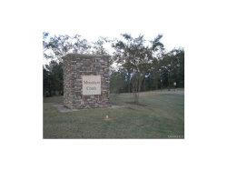 Photo of 201 MERRILL Lane, Deatsville, AL 36022 (MLS # 314046)