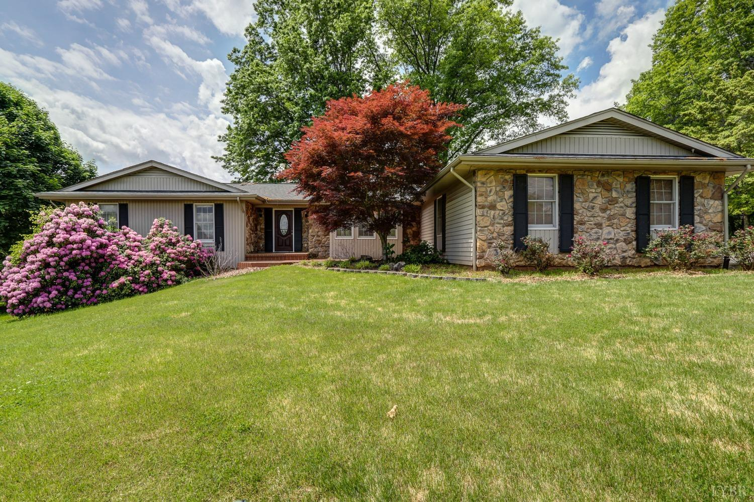 Photo for 2412 Forbes Mill Road, Lot 1, Bedford, VA 24523 (MLS # 315814)