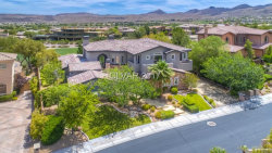 Photo of 16 BLOOMFIELD HILLS Drive, Henderson, NV 89052 (MLS # 1901612)