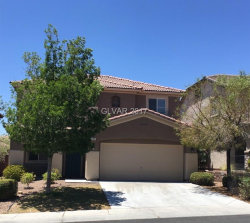 Photo of 589 CARIBBEAN PALM Drive, Las Vegas, NV 89138 (MLS # 1911161)