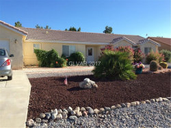 Photo of 720 West INDIAN WELLS Court, Pahrump, NV 89060 (MLS # 1922259)