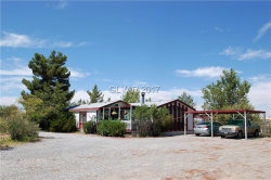 Photo of 1120 East CARSON, Pahrump, WA 89048 (MLS # 1923133)