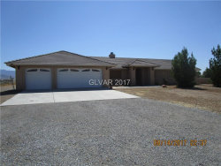 Photo of 5141 South BONNIE Street, Pahrump, NV 89048 (MLS # 1923438)