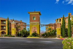 Photo of 20 VIA MANTOVA, Unit 202, Henderson, NV 89011 (MLS # 1926068)