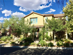 Photo of 2024 TINTED CANVAS Street, Henderson, NV 89044 (MLS # 1926622)