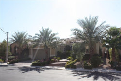 Photo of 37 CONTRADA FIORE Drive, Henderson, NV 89011 (MLS # 1928466)