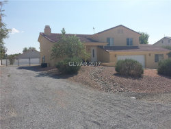 Photo of 571 West PAINTED TRAILS Road, Pahrump, NV 89060 (MLS # 1928730)