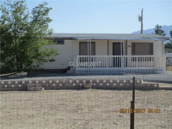 Photo of 4141 West VENZA Street, Pahrump, NV 89048 (MLS # 1932764)