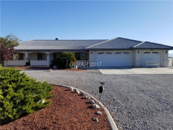 Photo of 3821 East WINERY, Pahrump, NV 89048 (MLS # 1936067)