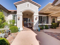 Photo of 2301 FOSSIL CANYON Drive, Henderson, NV 89052 (MLS # 1941041)