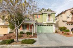 Photo of 2836 RADIANT FLAME Avenue, Henderson, NV 89052 (MLS # 1956892)