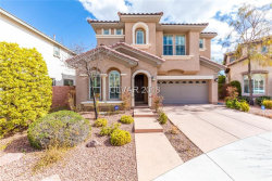 Photo of 1360 CRANSTON Court, Las Vegas, NV 89135 (MLS # 1966374)