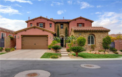 Photo of 75 CONTRADA FIORE Drive, Henderson, NV 89011 (MLS # 1967669)