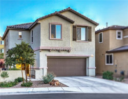 Photo of 1421 BRUSHBACK Avenue, Henderson, NV 89074 (MLS # 1976935)