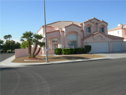 Photo of 5201 CRIMSON RIDGE Drive, Las Vegas, NV 89130 (MLS # 1983403)