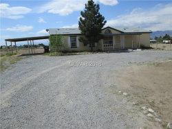 Photo of 2251 East THOUSANDAIRE, Pahrump, NV 89061 (MLS # 1985528)