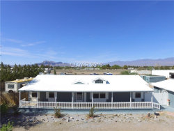 Photo of 1800 West IRONS, Pahrump, NV 89048 (MLS # 1986680)