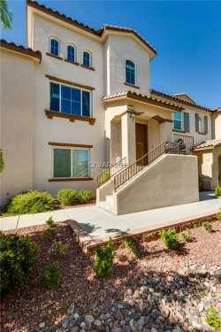 Photo of 11375 OGDEN MILLS Drive, Unit 103, Las Vegas, NV 89135 (MLS # 1994245)