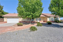 Photo of 2381 South WASHOE Avenue, Pahrump, NV 89048 (MLS # 1994933)