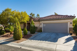 Photo of 2136 SHADOW CANYON Drive, Henderson, NV 89044 (MLS # 1995259)