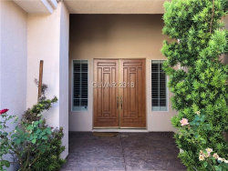 Photo of 2760 DESERT TROON Street, Las Vegas, NV 89135 (MLS # 1996506)
